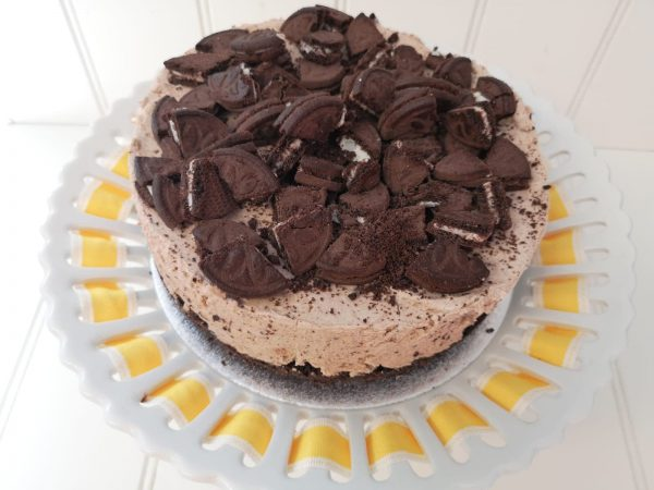 Rays Ice Cream Oreo cheesecake