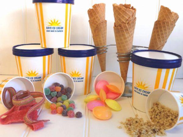 Rays Ice Cream Vegan Night In Bundle