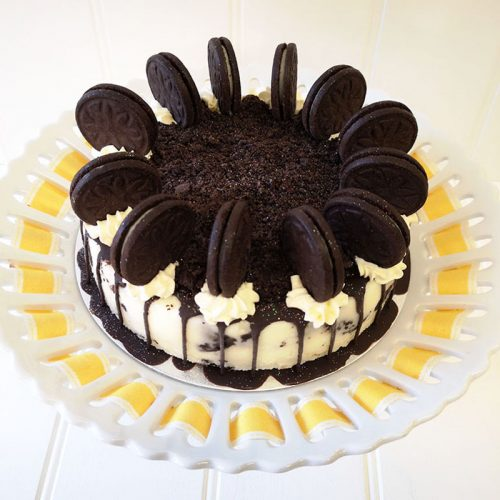 Single Tier Ice Cream Cakes